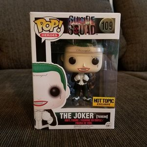 The Joker (Tuxedo) Pop! Figure from Suicide Squad